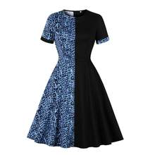 MIXINNI The New Leopard Print Dress Summer 2021 Is A Hot Seller In Europe and America 2177