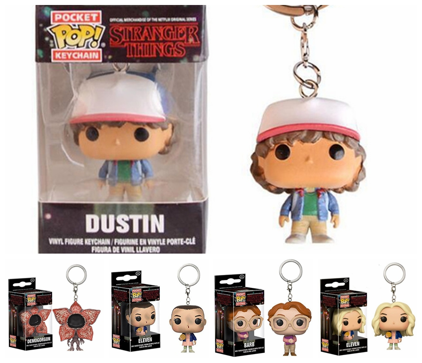 Eleven Hospital Gown Official Stranger Things Funko Pop Vinyl Figure Toy