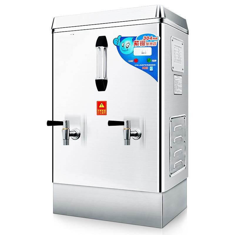 Water Heater Automatic Electric Heating Commercial Large Steel Water Boiler Desktop Vertical Water Machine Bucket Machine