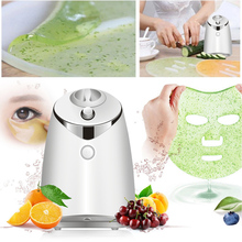 DIY Face Mask Maker Electric Automatic Fruit Vegetable Mask Machine Smart Self-made Mask Facial SPA Beauty Device