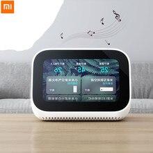 Xiaomi ai tela de toque alto-falante bluetooth 5.0 3.97 polegada display digital despertador wi fi conexão inteligente para mi alto-falante inteligente