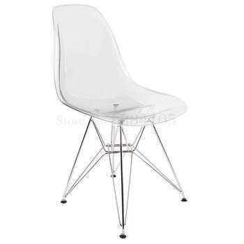 Transparent Designer Chair 1