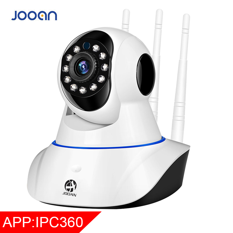 JOOAN Ip Camera Wifi Security Camera Baby Monitor 1MP  2MP Cctv Camera Ip Wifi Mini Kamera 1080P Surveillance Cameras