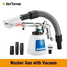 2 in 1 High Pressure Cleaner Gun Tornado Car Washer Foam Gun Vacuum Cleaner Snow Foam Lance Interior Cleaning Tool