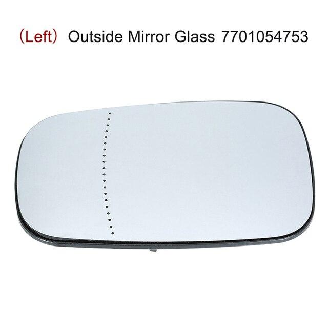 Linker exterior original renault megane 2 espejo de plata eléctrico a la izquierda