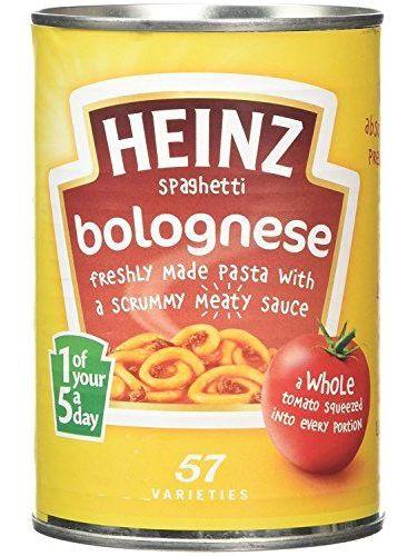 Heinz Spaghetti Bolognese, 400g
