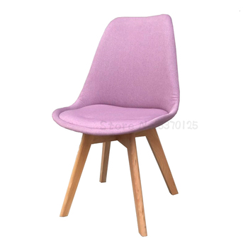 Nordic Stool Home Back Net Red Dining Room Chair Desk Modern Simple Lovely Girl Bedroom Student Dormitory