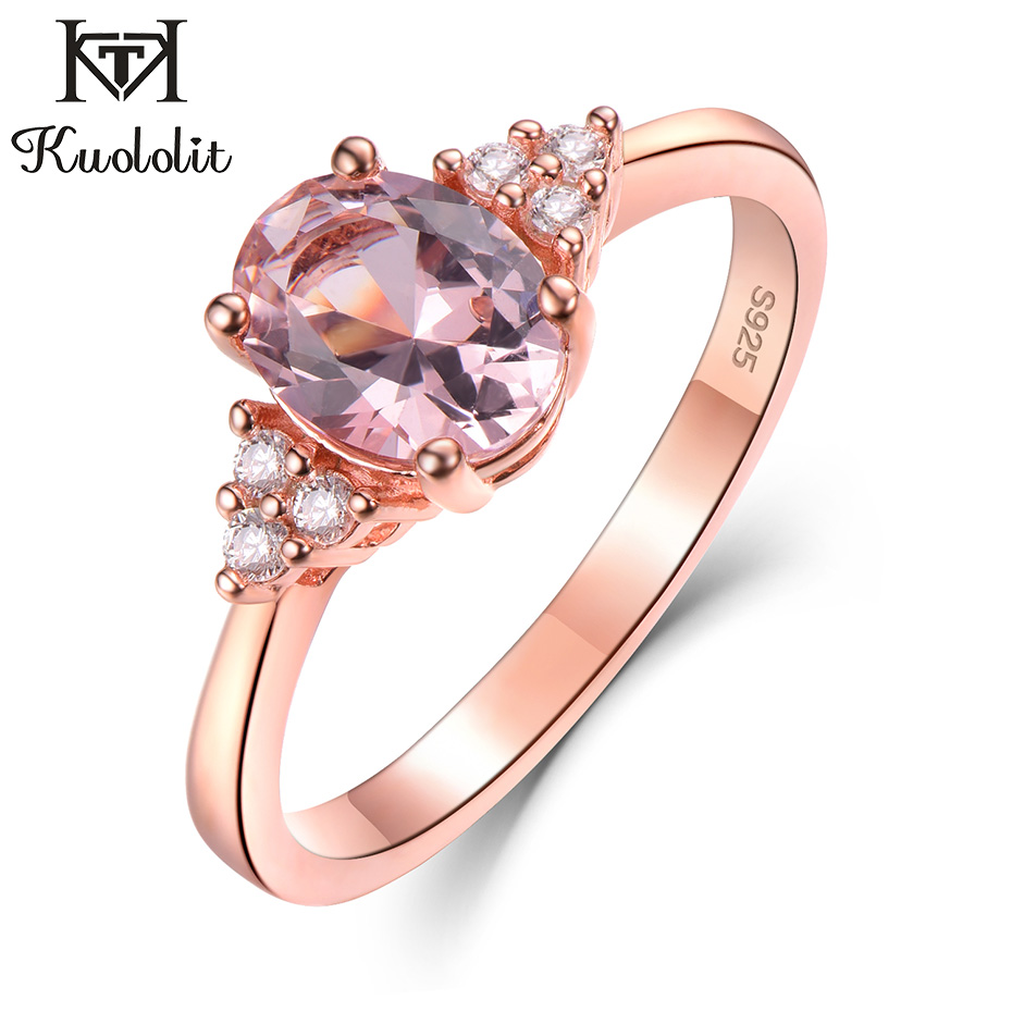 solid 925 Sterling silver  ring for women girtl (5)
