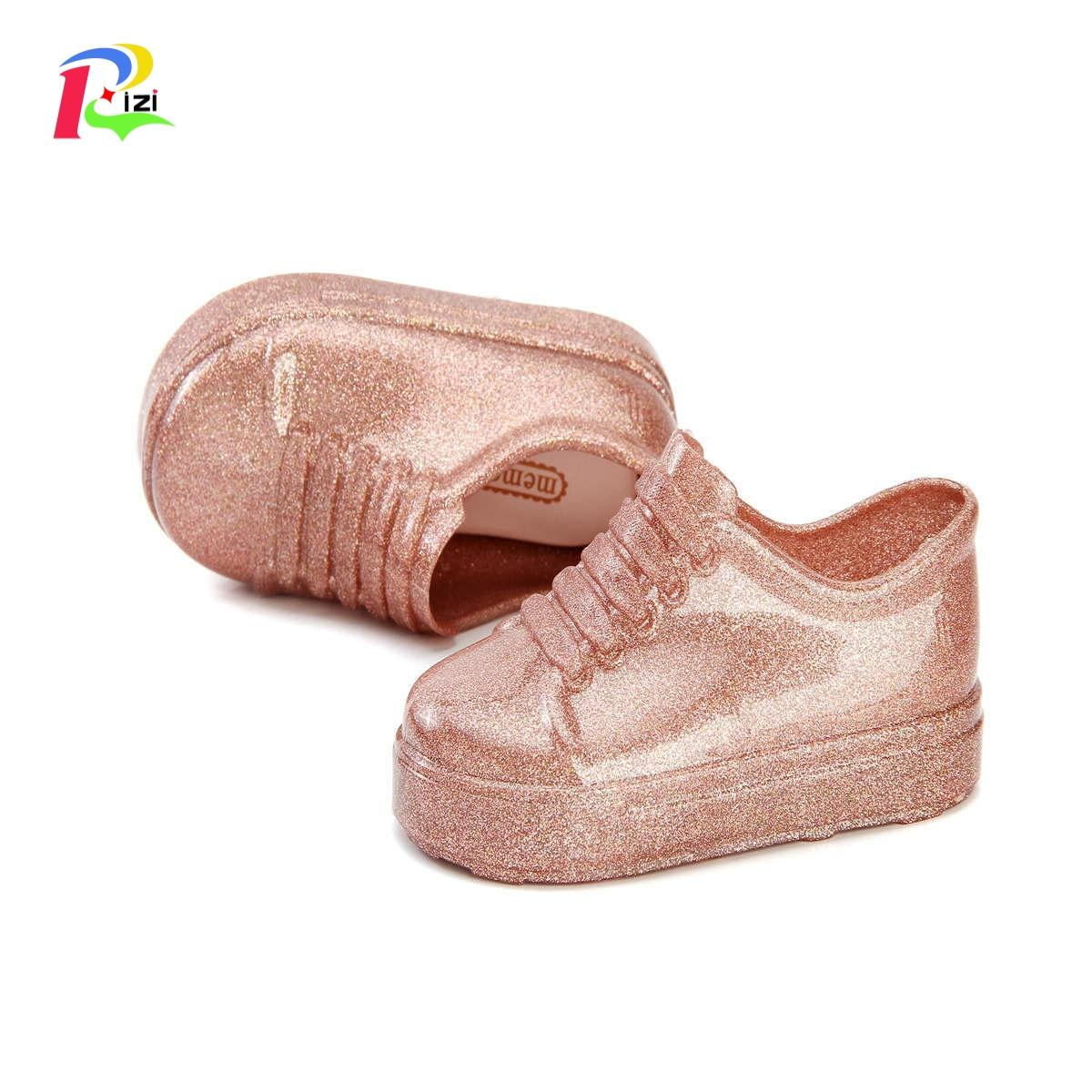 Straps And One Pedal For Leisure Sports New Style Boys And Girls In Autumn And Winter Kid Shoes