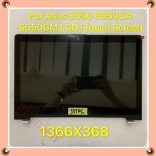 Lcd-Assembly Laptop Touch-Screen Asus Vivobook for S550/S550cm/S550ca with Frame Digtizer