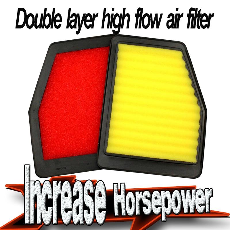high flow air filter Improve horsepower for Toyota RAV4 Toyota Lucida Toyota Vanguard Toyota Aurion Toyota Blade