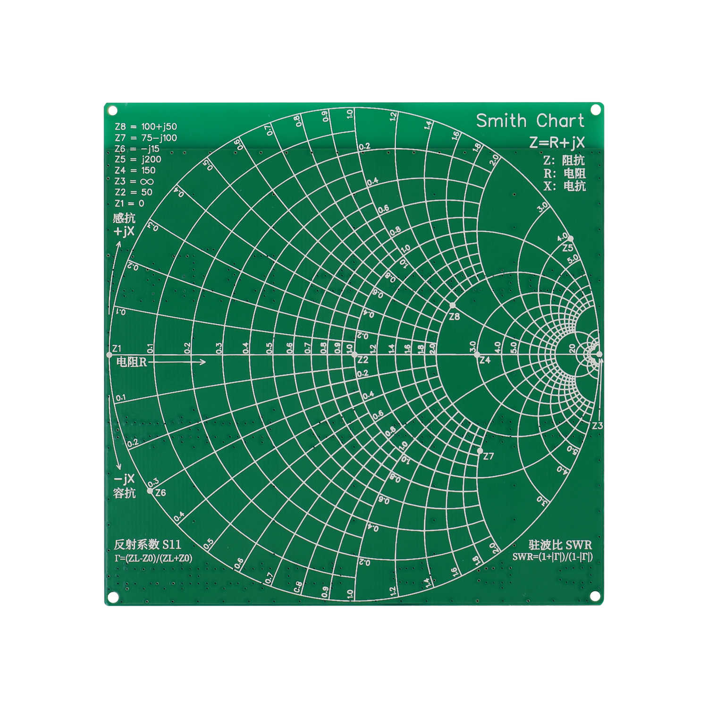 Modülü RF Demo kiti NanoVNA RF test cihazı kurulu filtre zayıflatıcı NanoVNA-F vektör ağ analizörü