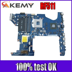 Para samsung rf511 portátil placa-mãe BA92-08160A BA92-08160B BA41-01473A mainboard 100% testado navio rápido