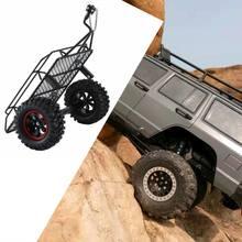 2020 металлическая фоторамка для модели 1/10 rock crawler truck