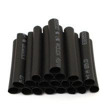 Assortiment de Tubes thermorétractables, 127 pièces, 2:1 étanche, gaine thermorétractable, câble enroulé étanche