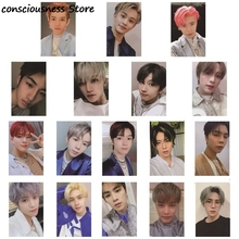 Photo-Cards Album RESONANCE Gift Kpop Nct New for Fans Pt.-1 Printed HD