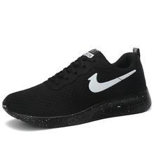 Men sneaker running sports shoes lady plus size white sneake