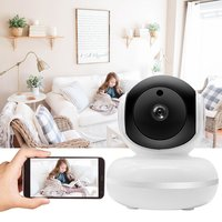 Home Security IP Camera 1080P with 32G memory Wifi Ip Camera Baby Elderly Nanny Pet Shop Monitor Wireless Indoor Security Camera