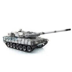 1/16 completa de metal leopard2a6 personalizado atualizar rc tanque 3889 modelo henglong mainboard diy th13092