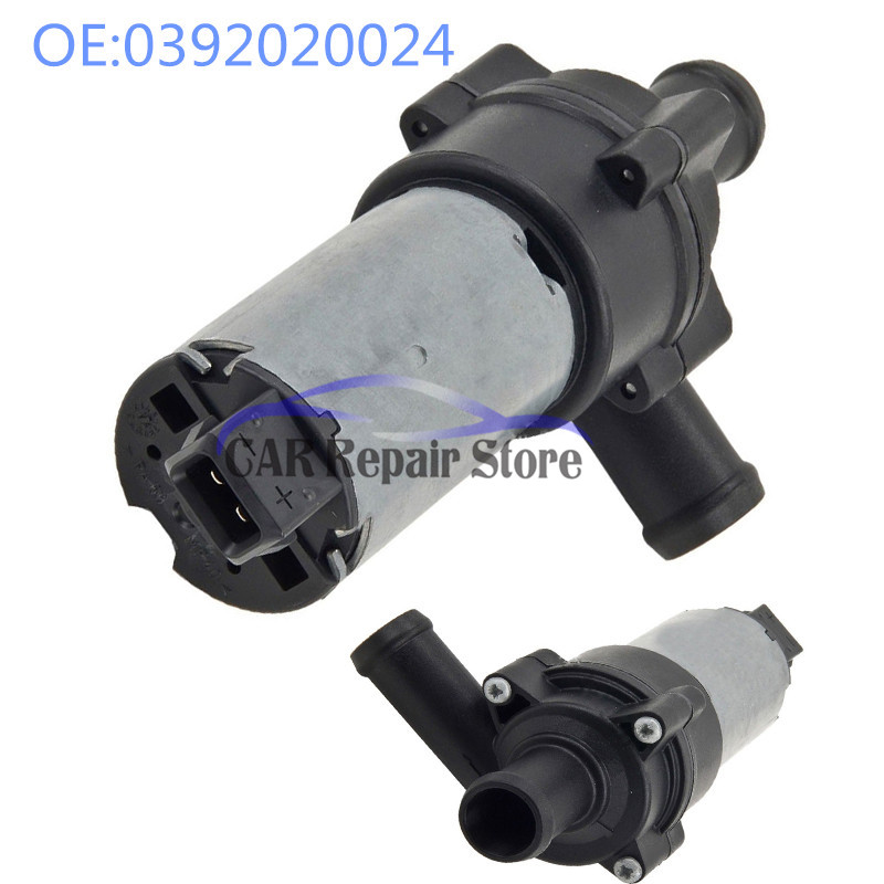 Car Engine Water Electric Pump <font><b>0392020024</b></font> For Volkswagen Beetle Corado EuroVan Golf Auto Part A0012012000 95VW8502BA 251965561B image