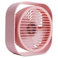 Mini Usb Desktop Fan Personal Portable Cooling Fan with 360 Rotation Adjustable Angle for Office Household Traveling|Fans|Home Appliances -