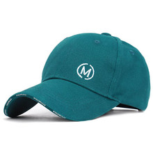 Doitbest 2 to 8 Years Spring Children Baseball Cap Boys Girls solid M letters su