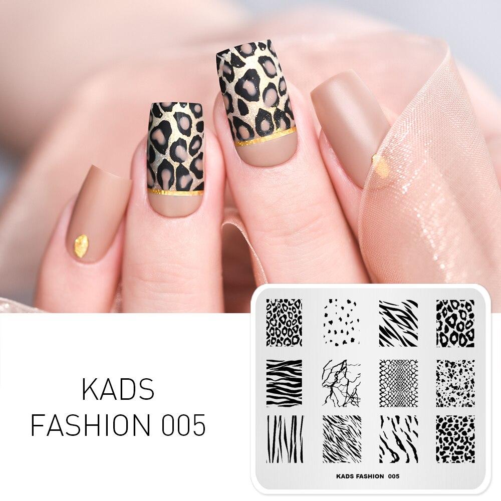 Дизайн ногтей штамповочная пластина штамп шаблон цветок листья геометрия линия шаблон изображения пластина для маникюра трафарет дизайн и...