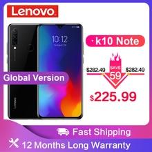 Global Version Lenovo K10 Note Snapdragon 710 Android 9.0 Mo