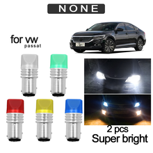 цена на White Red Blue Green Yellow RGB T10 W5W 168 194 501 1smd Car Auto Wedge Light Side Dashboard Number Plate Lamp Trunk Bulb DC 12V
