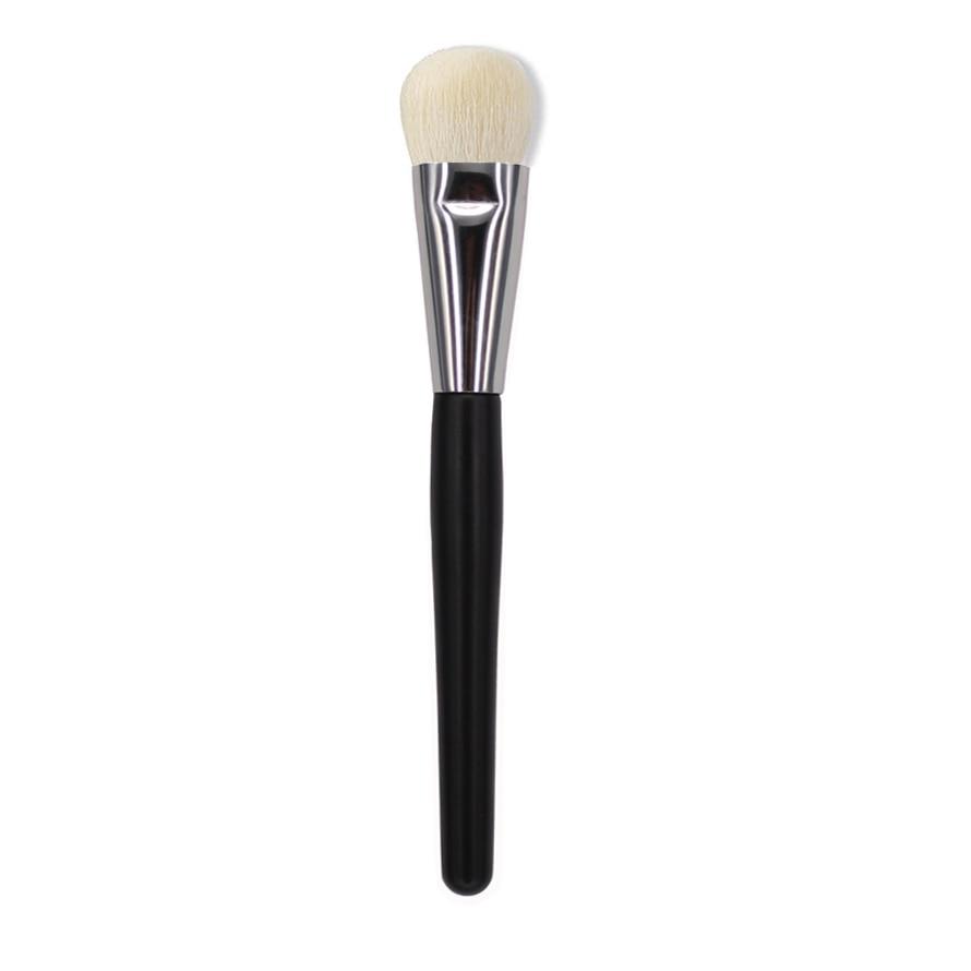 Professional Liquid Foundation Brush Face BB Cream Base Stippling Blending Makeup Brushes Nose Contouring Cosmetics Beauty Tool 1