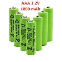 2021 Nieuwe Aaa 1800 Mah 1.2V Bateray Recargable De Calidad Ni-Mh 1,2 V Bateray Recargable 3A Baterias
