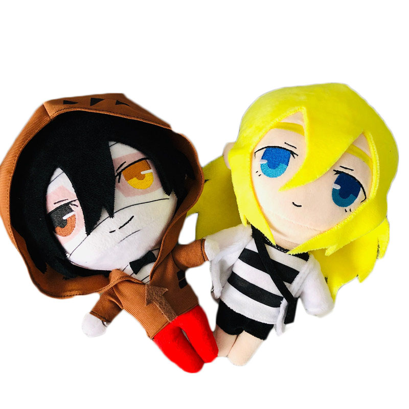 Angels of Death Zack Ray Plush Dakimakura Soft Pillow Toy Stuffed Doll Gifts
