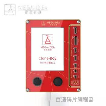 QianLi Mega Idee Lcd-scherm True Tone Reparatie Programmeur Trillingen/Lichtgevoelige Voor IPhone 7 8 XR XS XSMAX Data Transfer
