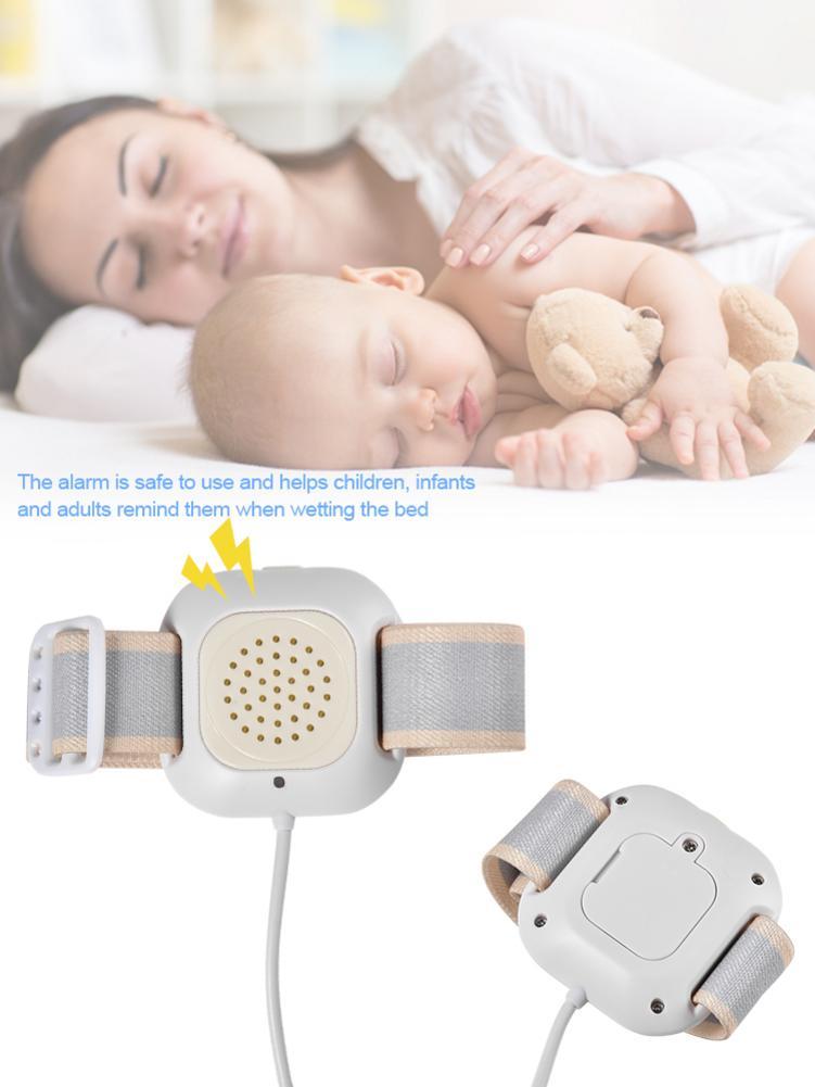 Professional Bedwetting Alarm For Best Baby Toddler Adults Potty Training Wet Reminder Enuresis Alarm Nocturnal Enuresis