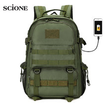 Sling-Shoulder-Bag Tactical-Bag Crossbody Laptop Army Military Molle Outdoor Sports Camping