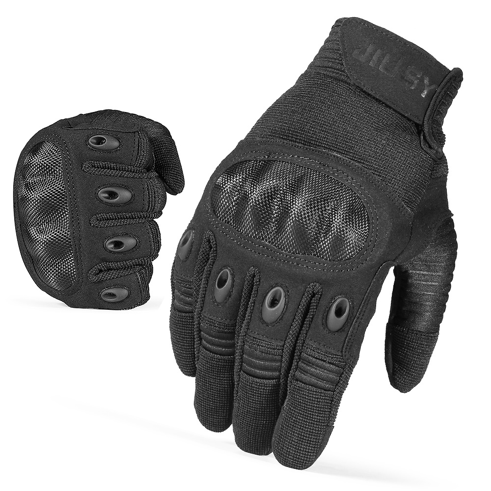 Tactical Airsoft Glove Touch Screen Army Paintball Military Shooting Combat Anti-Skid Protection Hard Knuckle Full Finger Gloves