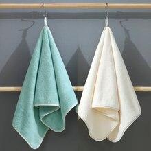 2 предмета мягкие полотенца для лица Однотонная Одежда взрослых