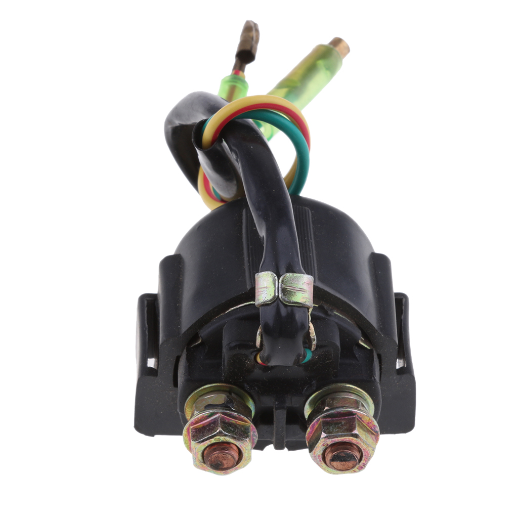 Starter Relay Solenoid Assembly for Yamaha <font><b>40</b></font> <font><b>HP</b></font> <font><b>Outboard</b></font> Boat <font><b>Motor</b></font> Engine image