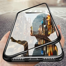 For XiaoMi RedMi Note 5 6 7 Pro Magneto Magnetic Adsorption Phone Case 6A Cover Iphone 8plus Xs Max
