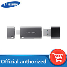 SAMSUNG USB Flash Drive Disk 32G 64GB 128GB 256GB Pen Drive USB 3,1 Typ C Typ EIN Stick Memory Stick Telefon Tablet PC Notebook