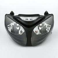 Motorcycle Front Headlight Head Light Lamp Clear For KAWASAKI Ninja ZX12R ZX 12R 2000 2001 00 01|  -