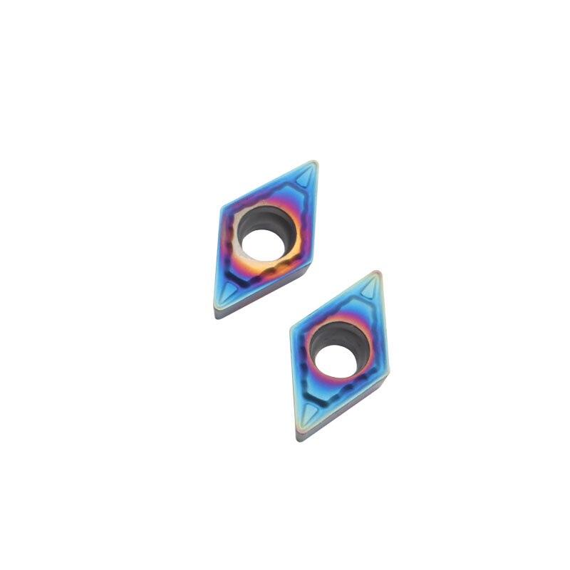 Купить с кэшбэком DCMT070204 SP20 carbide inserts DCMT 070204 Internal Turning tool Lathe Tools cutter CNC tool