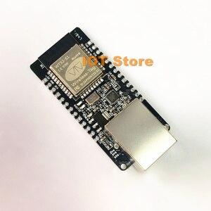 Image 1 - WT32 ETH01 WIFI + Bluetooth RJ45 Gateway dwa w jednym wbudowany moduł ethernetowy port szeregowy przezroczysta transmisja