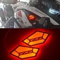 Для Benelli 502 TRK502X модифицированный свет дыхательный свет мотоцикл модифицированный свет впускные дыхательные огни
