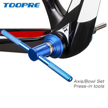 TOOPRE bicycle headset installation tool BB bicycle headset and mountain bike chassis press tool for MTB road bikes