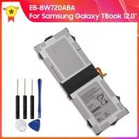 EB-BW720ABA de batería de repuesto para ordenador portátil Samsung Galaxy TBook, EB-BW720ABE Original de 12,0