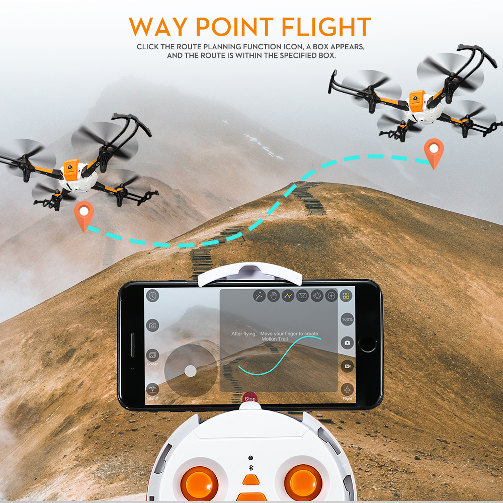 cheapest SH5HD FPV Drone RC Quadcopter Gyro RC Drone Live Video Altitude with 1 Battery 2 4ghz 4 Channels 6 Axis Camera Not Included