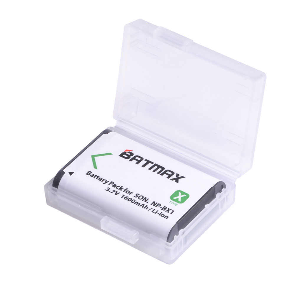 2x NP-BX1 NP BX1 Batteries + LCD Double Chargeur USB pour Sony DSC RX1 RX100 AS100V M3 M2 HX300 HX400 HX50 HX60 GWP88 AS15 WX350