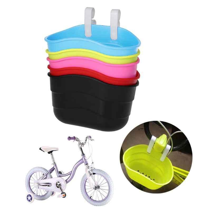 Корзина для велосипеда Детский велосипедный передний руль сумка скутера