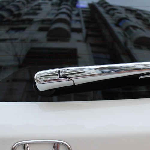 Fit Voor 2014 2015 2016 Honda Hrv HR-V Vezel Chrome Ruitenwisser Arm Blade Cover Trim